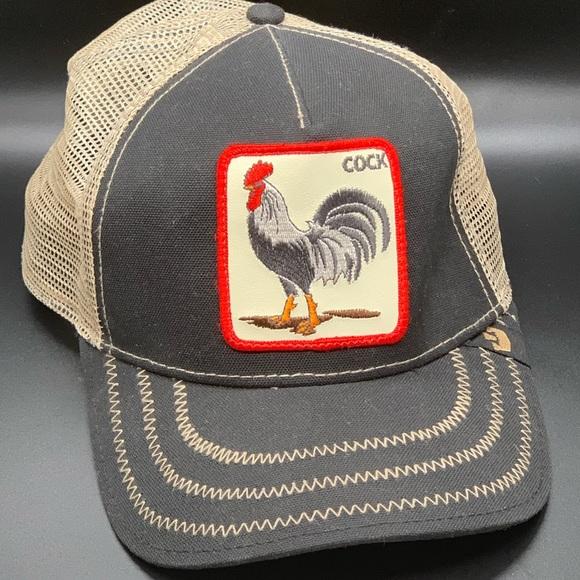 fc74e94b Goorin Bros. Accessories | Goorin Bros Baseballtrucker Capcock ...
